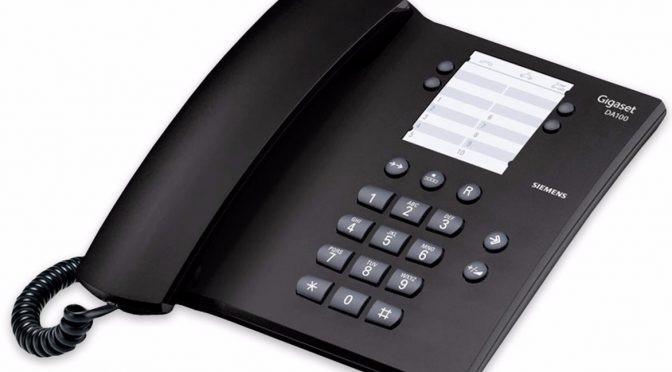 Teléfonos Gigaset